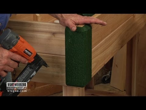 Adding Accents to Outdoor Projects