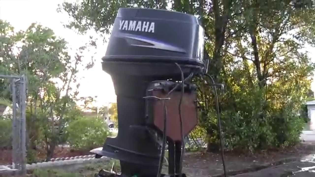2003 YAMAHA 90HP 20