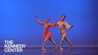 The Suzanne Farrell Ballet Snapshot: Valerie Tellmann-Henning and Kirk Henning