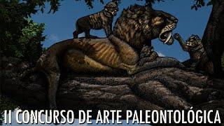 II CONCURSO DE ARTE PALEONTOLÓGICA PALEOZOOBR 2021 - RESULTADO!