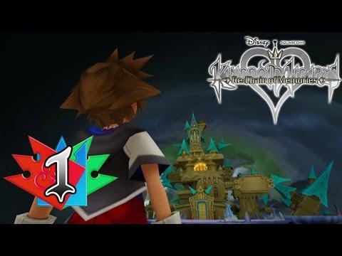 Kingdom Hearts Re: Chain of Memories ITA [Parte 1 - Ricordi perduti]