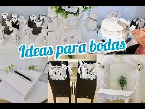 IDEAS PARA  BODA || 9 IDEAS FACILES || MI HIJO MAYOR SE CASO