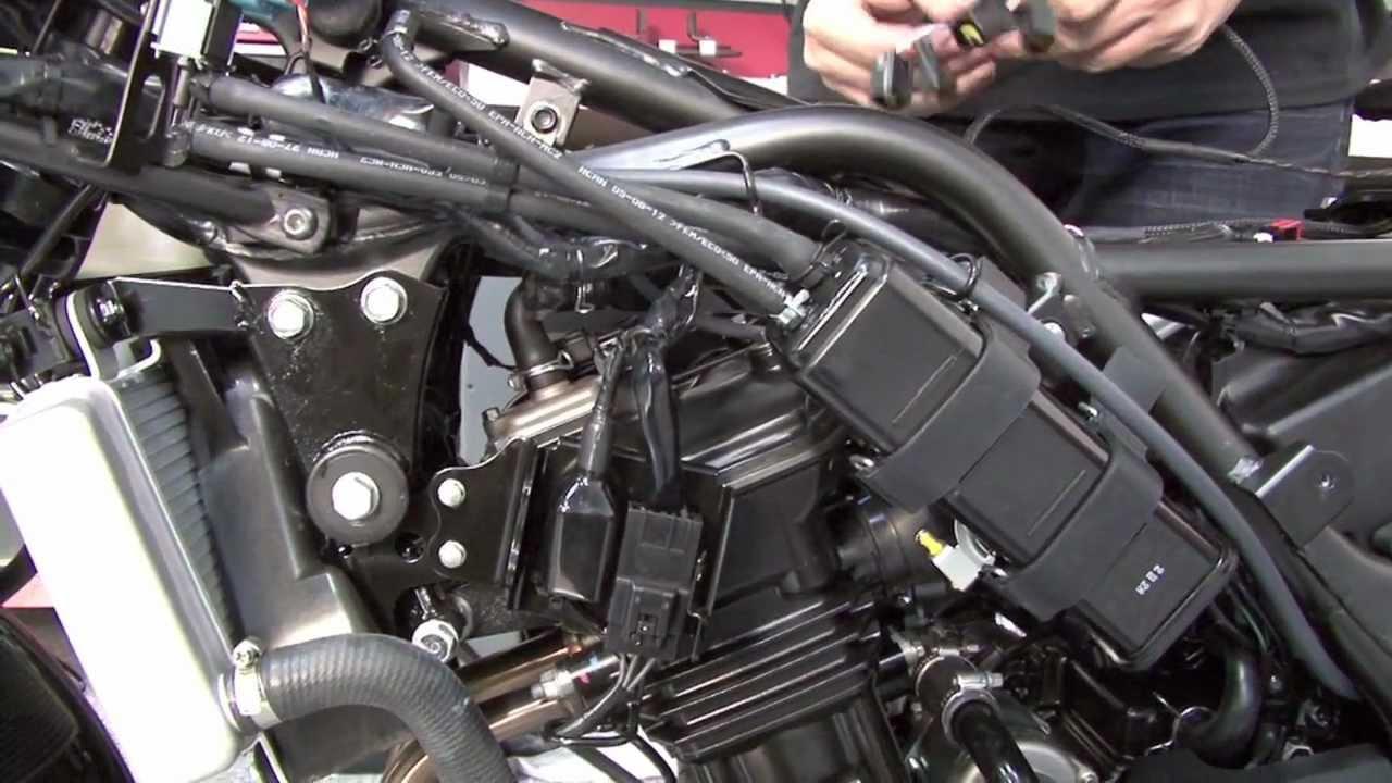motorcycle wiring diagram kawasaki ninja 300