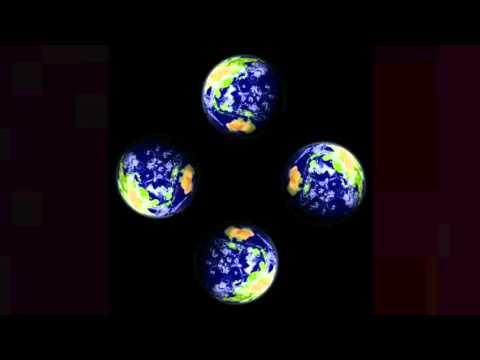 Hologram GLOBE TEST