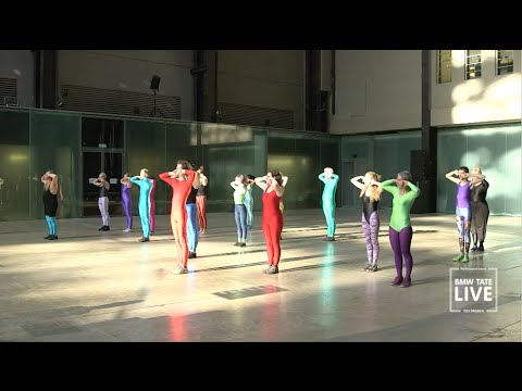 If Tate Modern was Musée de la danse? – Turbine Hall Events | BMW Tate Live