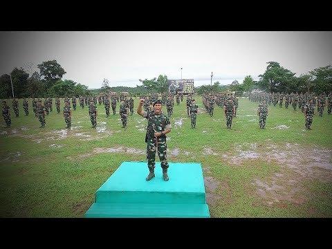 GARUDA - Penjaga Kepulauan Riau, Yonif Raider Khusus 136/Tuah Sakti