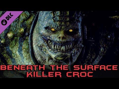 Прохождение ►Batman Arkham Knight► [DLC] Season of Infamy (Beneath the Surface - Killer Croc)