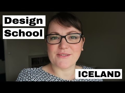 Living in Iceland: Design Presentations, Examinations + Exhibitions (week 14) | Sonia Nicolson