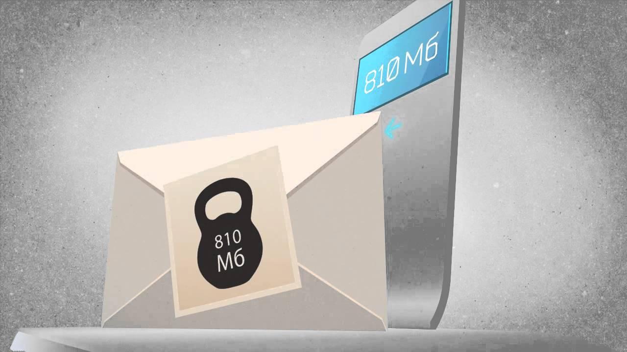 Как работает Почта Mail.Ru? - YouTube