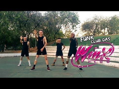 FUNK CLUB DAS WINX - TRANSFORMAÇÃO ( Coreografia )   éPROBLEMA