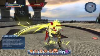 DC Universe Online-Hard Light Crack!