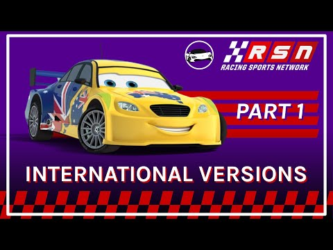 Cars 2 All International Versions (Tokyo Party Scene)