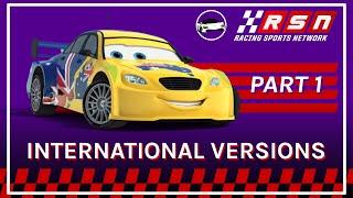 Disney Pixar Cars 2 | International Versions — Tokyo Party Scene