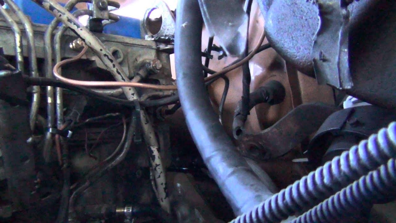 hight resolution of cummins 4bt fuel filter replacement