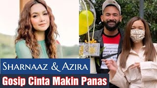 Gosip Cinta Sharnaaz dan Azira Shafinaz Makin Panas? Ini Komen Shukri