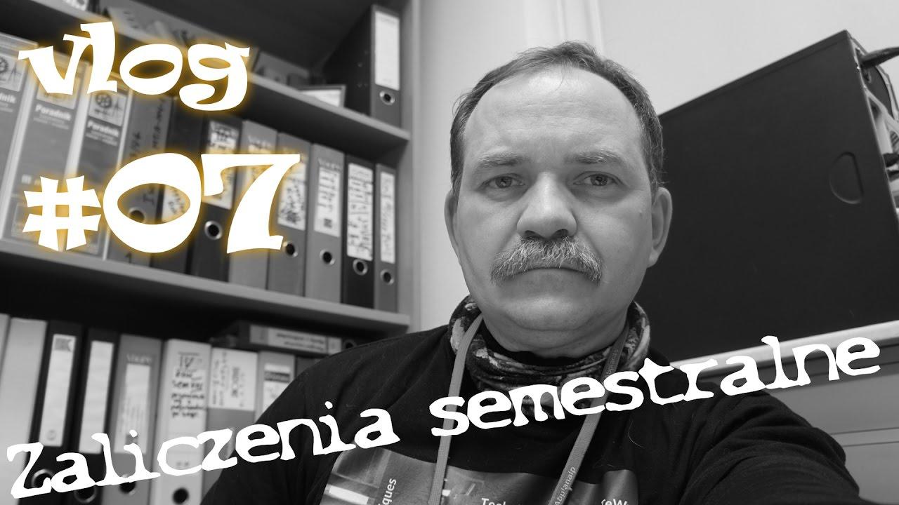 Download Vlog #7 - zaliczenia semestralne