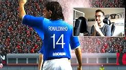 MEIN ERSTES RICHTIGES FIFA !!! 👵😂 FIFA 2003 Retro Karrieremodus