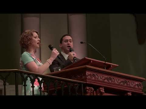 O Wondrous Love given by Adam and Casie Ravert