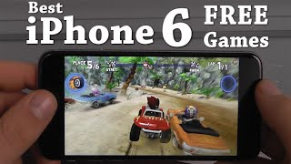 Best Free Games for the iPhone 6 – Complete List