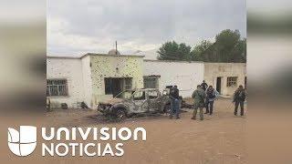 Enfrentamiento entre miembros del cártel de Sinaloa deja al menos 14 muertos en el norte de México