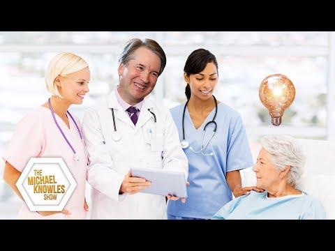 Brett Kavanaugh Cures Alzheimer's  The Michael Knowles Show Ep 222