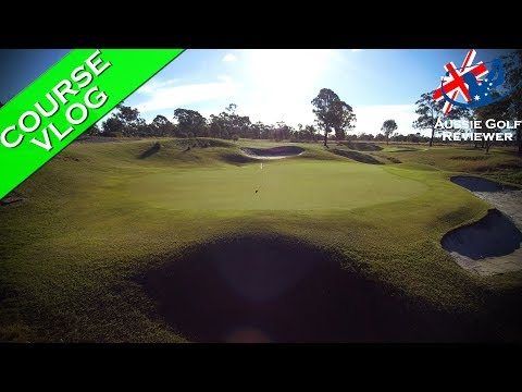 IPSWICH CITY GOLF CLUB COURSE VLOG PART 2