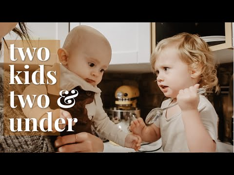 DEALING WITH JEALOUSY | Day In The Life With 2 Kids 2 And Under