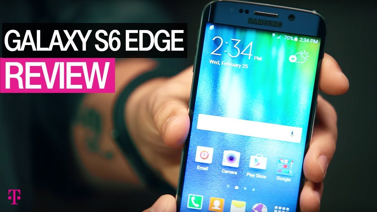 Samsung Galaxy S6 Edge Product Preview | T-Mobile