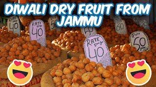 Jammu Dry Fruit Market | Get Best Dry Fruit At Home Delivery | VLOG² 5