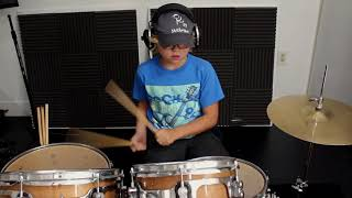 Video Believer - Imagine Dragons - Drum Cover download MP3, 3GP, MP4, WEBM, AVI, FLV Desember 2017
