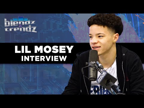 image for Lil Mosey Talks Working With Chris Brown + Clears Air Over Lil Tecca Beef