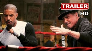 Creed Official Film Trailer #1 2015 Michael B Jordan, Sylvester Stallone, Rocky Spin Off Movie HD