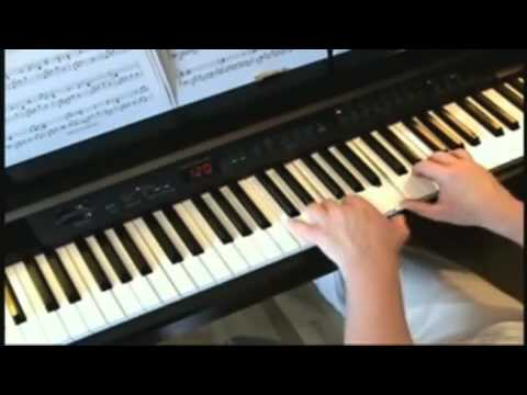 Dreams To Dream - Fievel Goes West - Piano