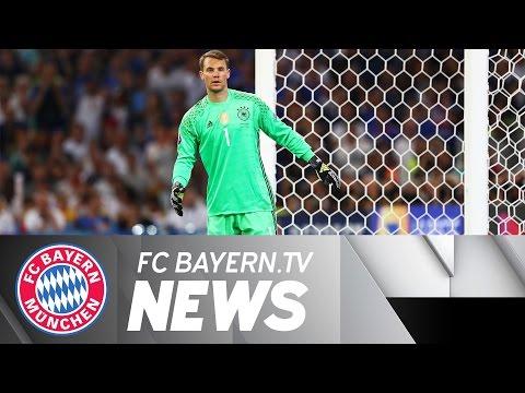 Manuel Neuer new Germany captain
