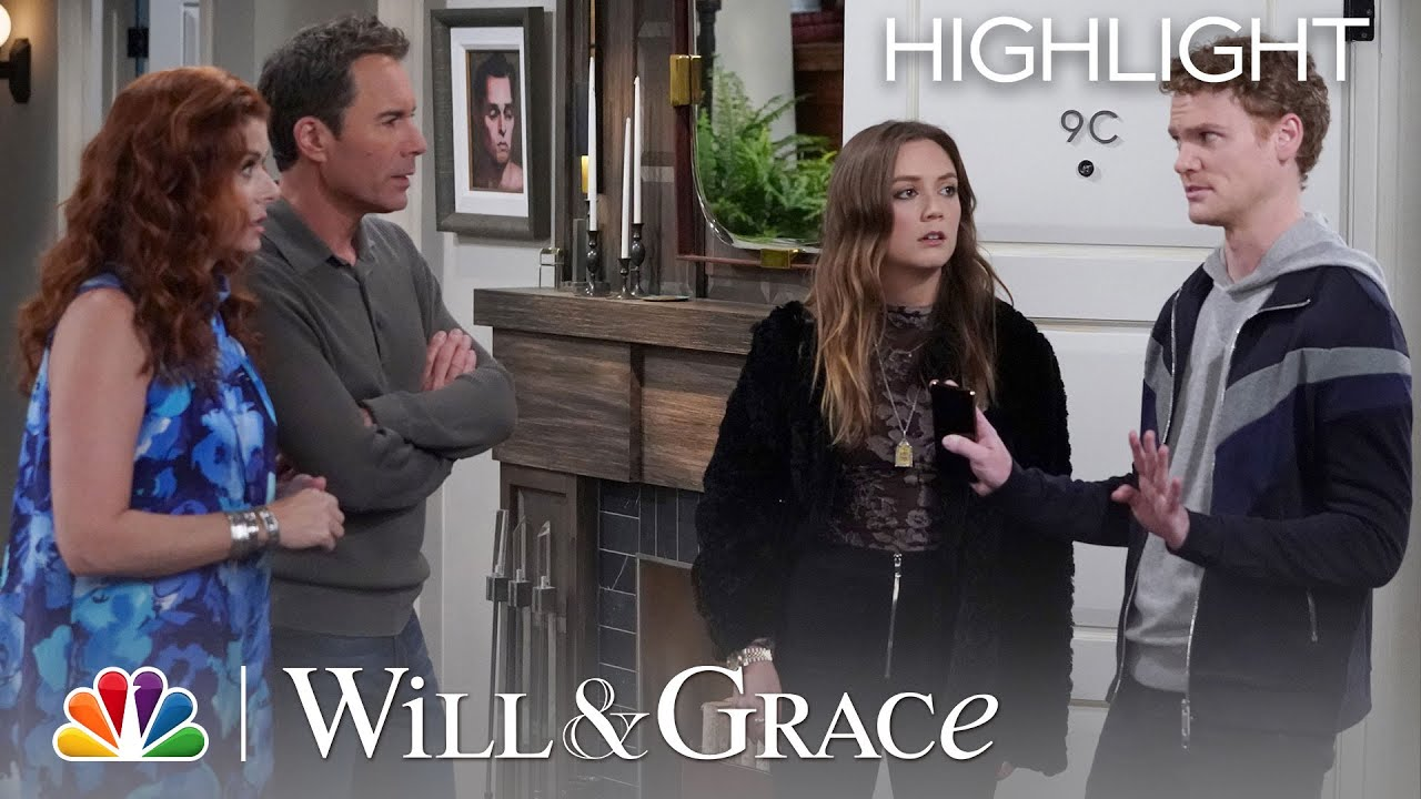 Download Will and Grace Get Lectured for This - Will & Grace