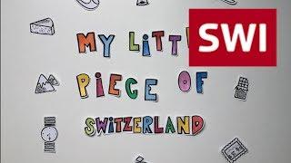David's little piece of Switzerland