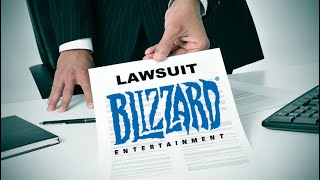 Blizzard Employees Walk Out After Discrimination Lawsuit | But We Call Companies Like Tencent Evil
