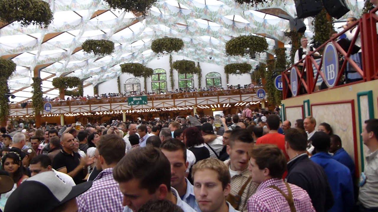 Bestes Zelt Oktoberfest