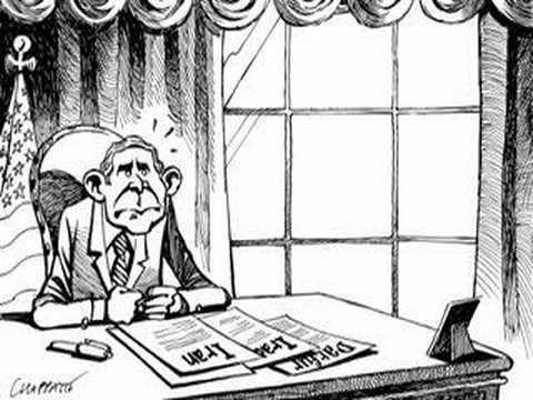 WAR ON TERROR...Animated Editorial Cartoon