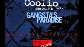 Video Gangsta's Paradise [Instrumental] by Coolio download MP3, 3GP, MP4, WEBM, AVI, FLV Oktober 2018