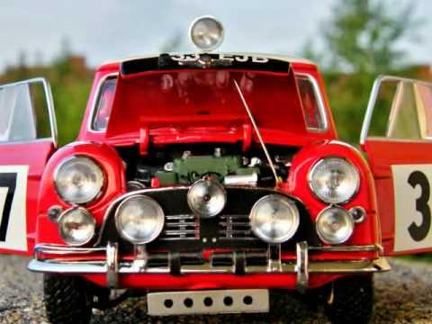 Mini Cooper S - 1964, Monte Carlo Rally Winner No.37 .
