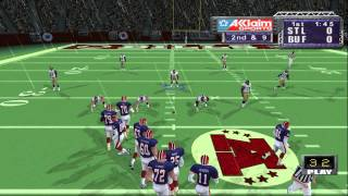 Dolphin Emulator 4.0.2 | NFL Quarterback Club 2002 [1080p HD] | Nintendo GameCube