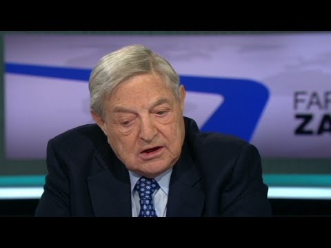 Soros: Deregulation led to collapse