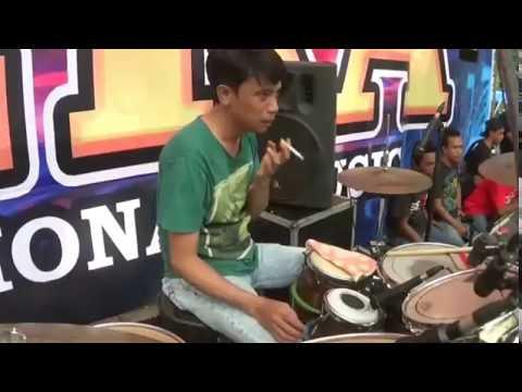 Move On ( Ndx Aka ) - Cover Kendang Iphank Sera Live Maospati