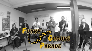 Rehab - Amy Winehouse (Funky Groove Parade Cover)