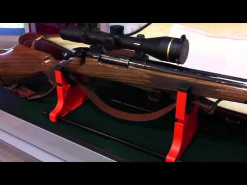Weatherby Mark V Deluxe .460 Magnum Rifle (preliminary) Review