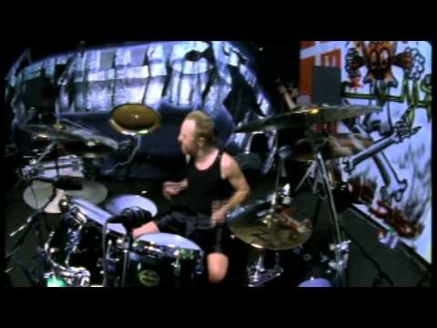 Metallica - St. Anger Rehearsals HD