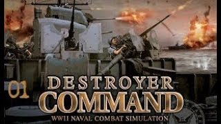 Destroyer Command #1 Imperial Marines