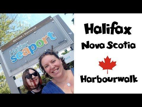 Cruise Day 3 🍁 HALIFAX Harbourwalk • NYC Land & Sea Cruise Vlog Day 10 [ep21] Norwegian Gem