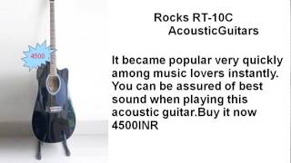 Buy Rocks Guitar Online, Best Guitars, Best Price, Free Shipping, Free CD and Book